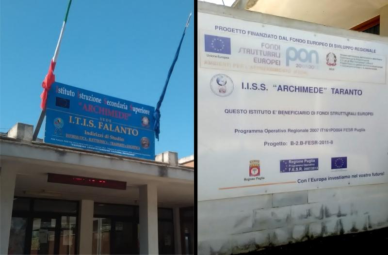 IIS_ARCHIMEDE_Taranto_IT_Falanto